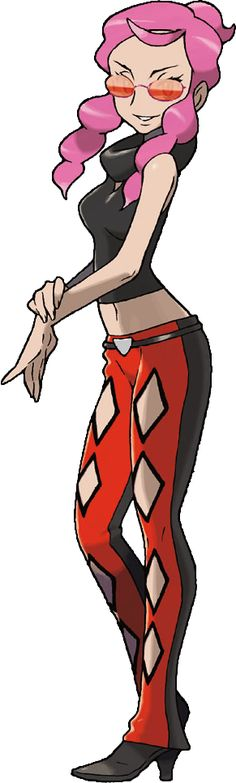 Pokemon XY Malva