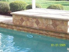 1000 images about pool tile on pinterest pool tiles for Pool design concepts sarasota