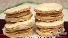 Macarons, Food And Drink, Sweets, Cookies, Breakfast, Cake, Basket, Crack Crackers, Morning Coffee