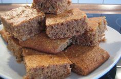 Kartoffel Lebkuchen vegan - das leckere und saftige Rezept