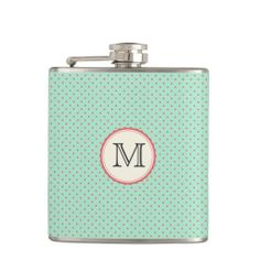 Vintage Girly Chic Polka Dots Trendy Monogram Flasks in each seller & make purchase online for cheap. Choose the best price and best promotion as you thing Secure Checkout you can trust Buy bestThis Deals          Vintage Girly Chic Polka Dots Trendy Monogram Flasks Review on the Thi...
