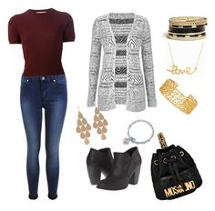 """""""Sweater weather"""" by thenunu ❤ liked on Polyvore"""