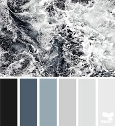 Risultati immagini per design seeds color Color Schemes Colour Palettes, Colour Pallette, Color Palate, Bedroom Color Schemes, Bedroom Colors, Color Schemes With Gray, Bedroom Ideas, Design Bedroom, Black Color Palette