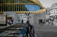 2016 : La récap - Paris : le nouveau Forum des Halles et sa canopée