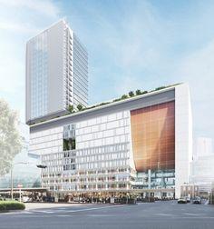 横浜駅の再開発が凄すぎるンゴwwwwwwwwww
