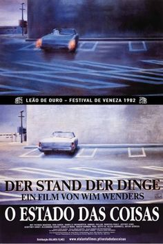 O Estado Das Coisas / Der Stand Der Dinge (1982) - Wim Wenders - Making Off