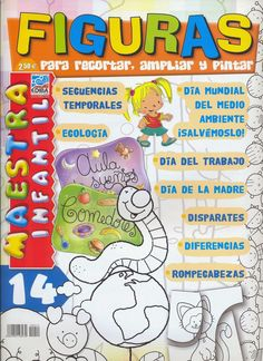 Clica sobre el enlace y podrás visualizar la revista completa.                    1         2         3         4         5             6  ... Vocabulary, Kindergarten, Album, Signs, Reading, Creative, Homeschooling, Google, Children's Magazines