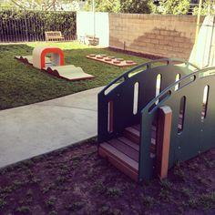 Mission Montessori Infant Toddler Playground  www.montessorimv.com
