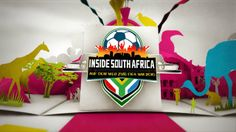 INSIDE SOUTH AFRICA (opener) by dirk rauscher. Opener for AXN TV programm about the 2010 FIFA world cup in south africa.