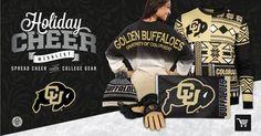 Colorado Wish List by University of Colorado #holidayshopping #giftguide