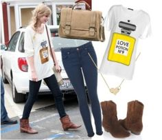 How to Dress Like Taylor Swift... for Less! - College Fashion
