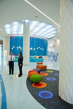 Helen DeVos Children's Hospital | URS Corp | Grand Rapids, Michigan | #Pediatric