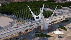 Sistema Vial Mactumactza, Chiapas. Diseño Arq. Álvaro Morales Hernández y Arq. Miguel Echauri Corona. #Arquitectura #Puente