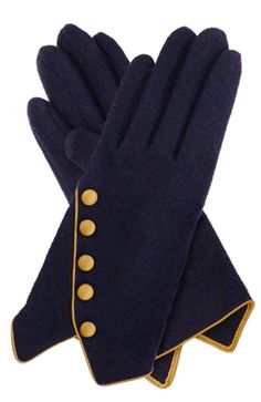 Vincent Pradier Wool Gloves (Fall/Winter 2012 collection) Visit our website http://www.vincent-pradier.com