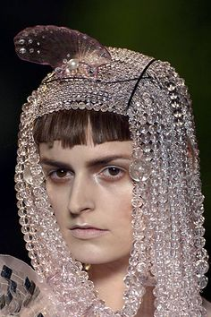 John Galliano for The House of Dior,  Autumn/Winter 2006, Haute Couture