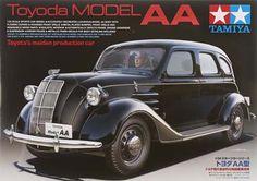 Tamiya 1/24 Toyoda Model AA