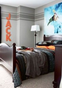 Boys Room Decorating Ideas Nice