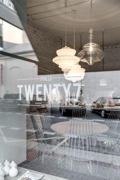 Phill's Twenty7: Obnažené bistro | Insidecor - Design jako životní styl