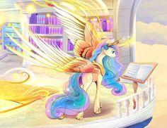 Dessin My Little Pony, My Little Pony 1, Little Poney, My Little Pony Friendship, Princesa Celestia, Celestia And Luna, Lumpy Space Princess, Princess Luna, Flame Princess