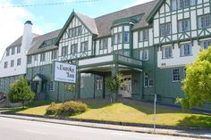 Eureka Inn in Humboldt County, California
