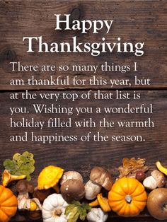 Many Things to be Thankful - Happy Thanksgiving Card | Birthday & Greeting Cards by Davia