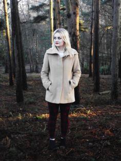 Fashion Shoot - Emma Biggs - Winter Fashion