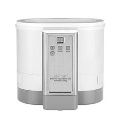 CYM-100 - Electronic Yogurt Maker with Automatic Cooling - Specialty Appliances - Products - Cuisinart.com