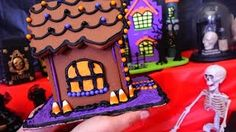 Juguetes sorpresa villanos de Disney Five Nights at Freddy's (fnaf) y manualidades de casa embrujada - YouTube