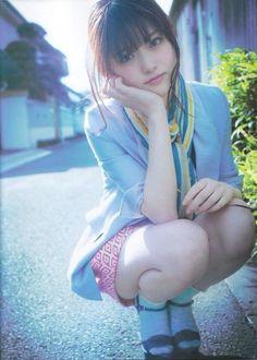 gzbu: kawaist: 松村沙友理 Matsumura Sayuri Japanese, member of… http://ift.tt/1mQtcYF