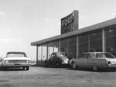 Tasca Ford, E. Providence, RI, 1961 | Flickr - Photo Sharing!