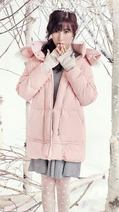 Tiffany SNSD ★ Girl Generation for QUA winter