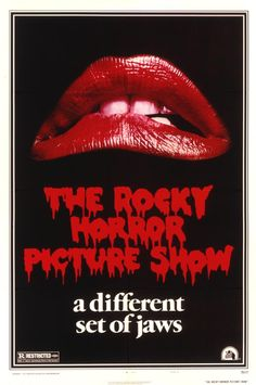 """The Rocky Horror Picture Show"" directed by Jim Sharman / 2nd grossing film in 1975."