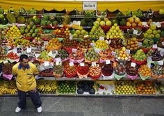 WELLNESS INSPIRATION  -municipal market sao paolo (or CEASA - largest food market in Sao Paolo) Smell & sensory inspiration in Sao Paolo where nutrition is progressively approached