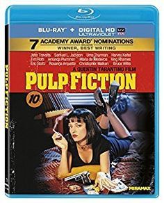 Amazon Blu-ray: $4.00 - Pulp Fiction / Mr and Mrs Smith and more #LavaHot http://www.lavahotdeals.com/us/cheap/amazon-blu-ray-4-00-pulp-fiction-smith/176779?utm_source=pinterest&utm_medium=rss&utm_campaign=at_lavahotdealsus
