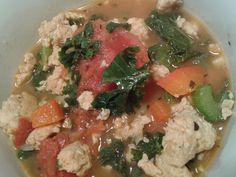FitViews: Paleo Recipe - Chicken Sausage & Kale Stew