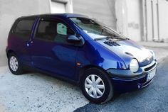 Renault Twingo 1999 Blue
