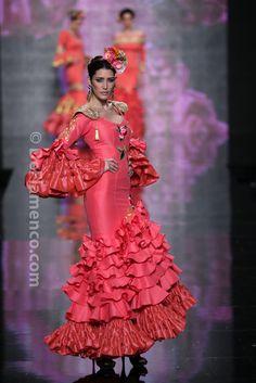 Fotografías Moda Flamenca - Simof 2014 - Alicia Cáceres 'Embrujo del sur' Simof 2014 - Foto 08