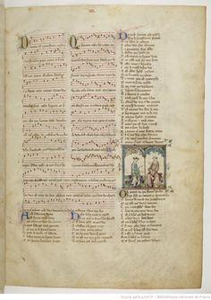 Anc. 6812  Date d'édition :  1301-1400  Français 146   Folio 4r