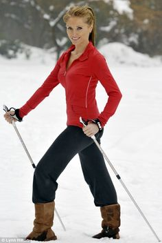 Nordic Walking ... I just tried it today ... great fun and good exercise ...