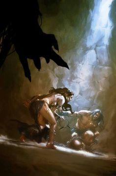 Conan by Gerald Parel