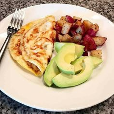 Quick Healthy Breakfast Ideas & Recipe for Busy Mornings Healthy Meal Prep, Healthy Snacks, Healthy Eating, Healthy Recipes, I Love Food, Good Food, Yummy Food, Comidas Fitness, Food Goals