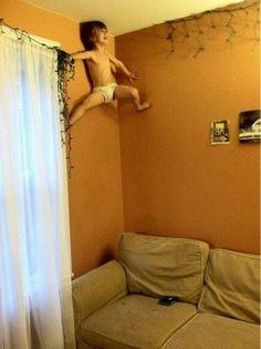 Kids Doing Weird Things