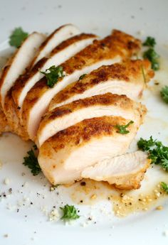 Cook Perfect Chicken - tried this and it works perfectly! No more dried out chicken!
