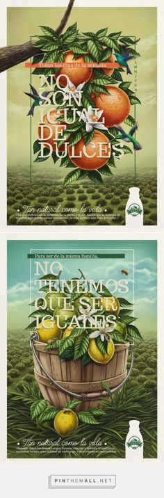 Jugos Túnez: Lemons | Ads of the World™ - created via http://pinthemall.net
