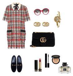 """Gucci love ❤️"" by mineortakose on Polyvore featuring moda ve Gucci"