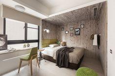 Een eclectische mix van industrieel, vintage en modern interieur in een Taiwanees huis - Roomed | roomed.nl