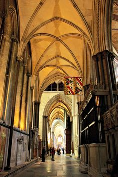 """Salisbury Cathedral should be on everyone's """"must see"""" list when visiting England. See full details on vagrantsoftheworld.com"""