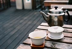 tea for two by nabokovian, via Flickr