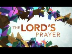 A stunning presentation of The Lord's Prayer that can be used to start your service or intro a message. Includes two versions of The Lord's Prayer: Modern and Traditional. Music by Luke Wieting. www.sisters4christ.org