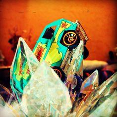 Crystal Emergence